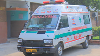ambulance-on-strike-muzaffarpur