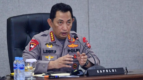Kapolri Pastikan Kasus Unlawfull Killing Laskar FPI Terus Berjalan