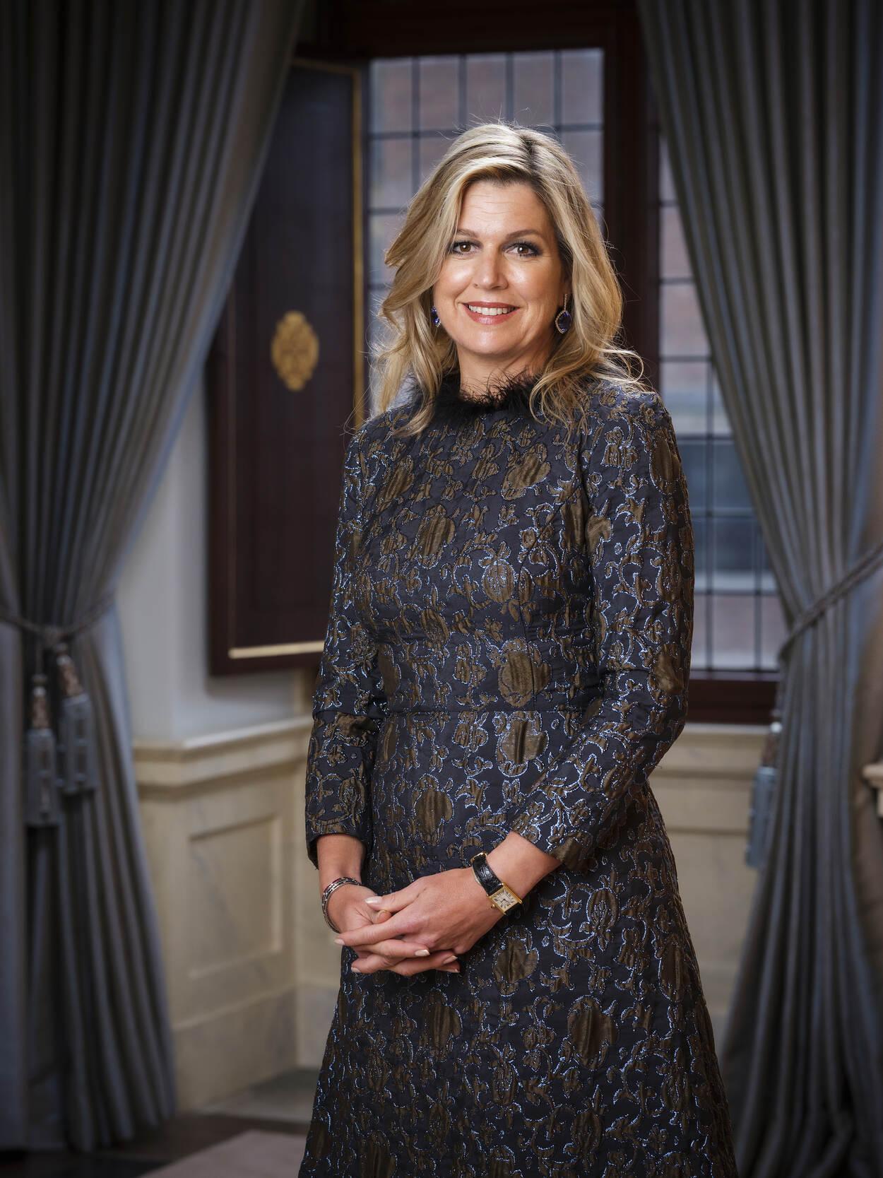 Queen Máxima is the UN Secretary General's Special Advocate for Inclusive Finance for Development (UNSGSA)