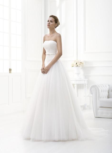 def34c492a Vertize Gala - vestido de novia low cost - modelo Enara