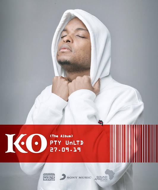 IMG 20190909 194905 K.O,PTY UnLtD,release date and artwork,K.O Reveals Release Date & Artwork For Third Album PTY UnLTD K.O,PTY UnLtD,release date and artwork,K.O Reveals Release Date & Artwork For Third Album PTY UnLTD