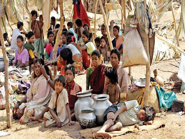 Poverty-India