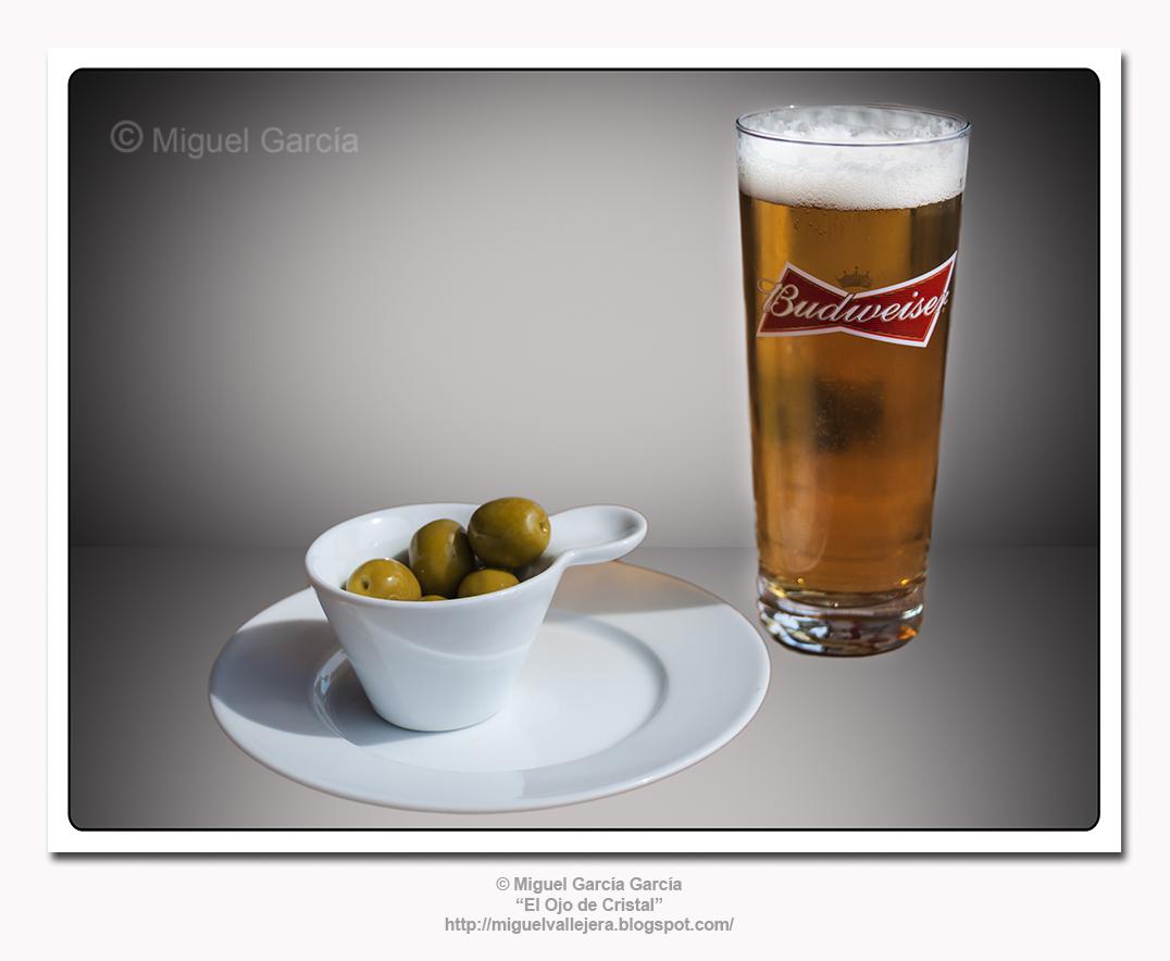 Cerveza y Aceitunas