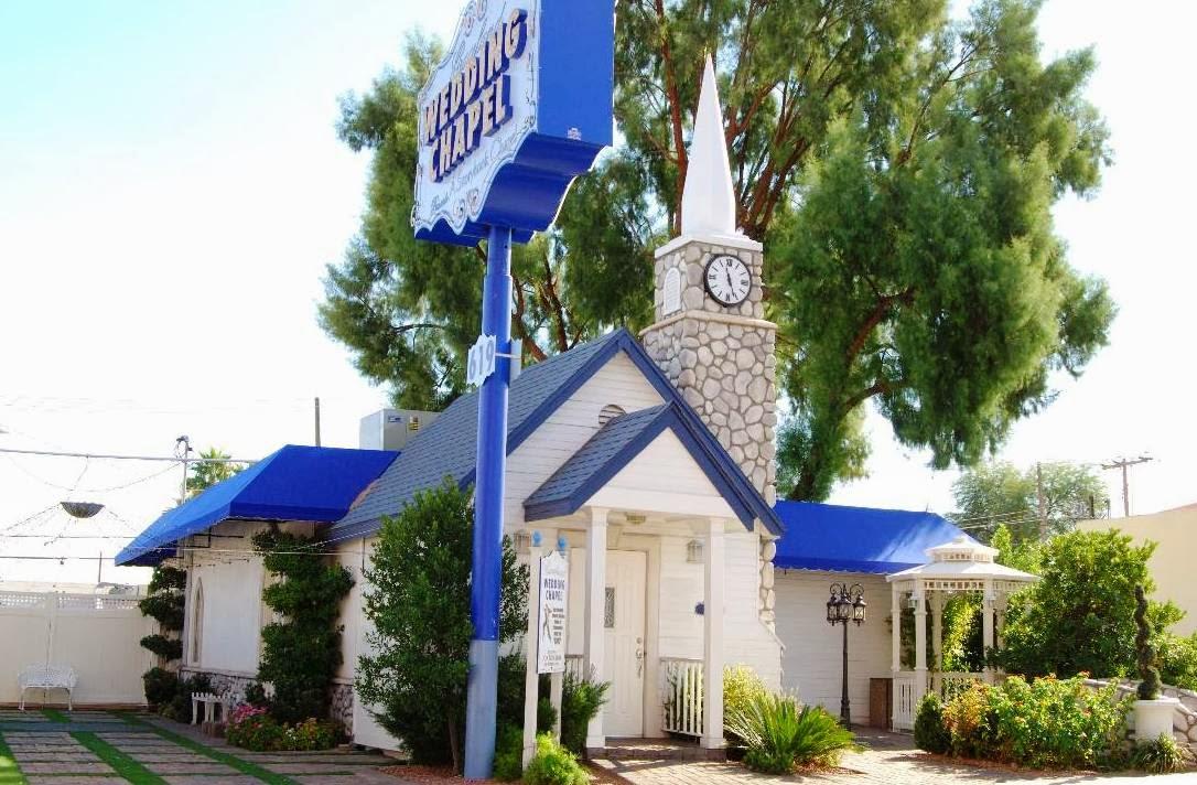 Igreja Casamento em Las Vegas