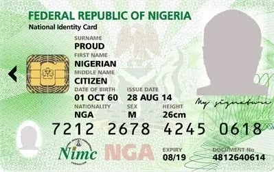 Procedure: How to Apply for National Identity Number (NIN)