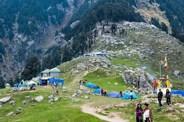Places to Visit in Mcleodganj Triund