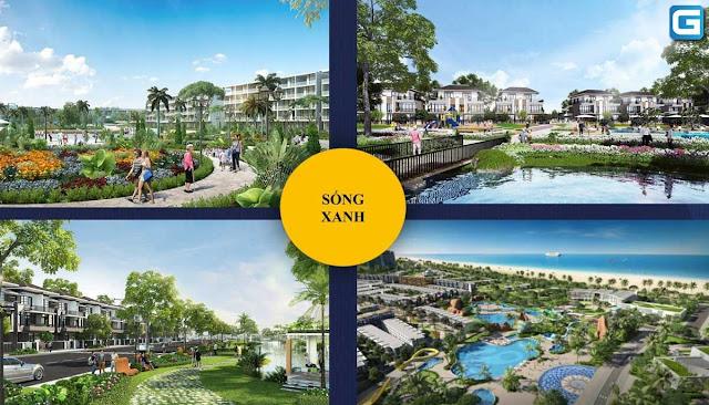 Tiện ích dự của dự án đất nền Kỳ Co Gateway Bình Định