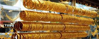 سعر الذهب في تركيا اليوم الجمعة 18/9/2020