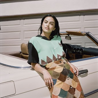 Camila Mendes Featured For Instyle Magazine, Mexico November 2019