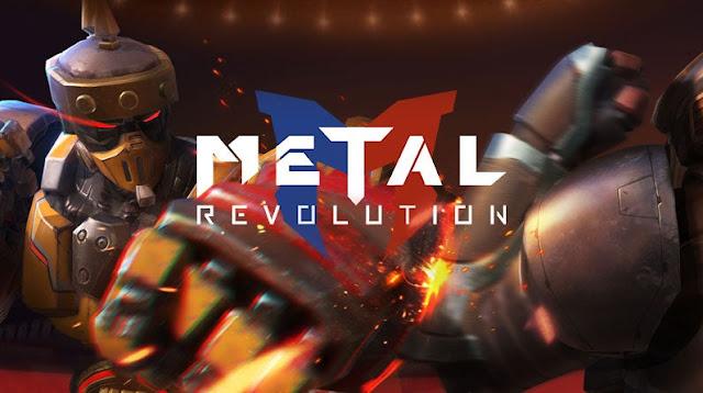免費序號領取:Metal Revolution (Beta)
