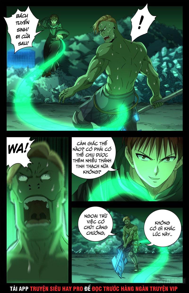 Huyết Ma Nhân chap 694 - Trang 6