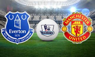 Prediksi Everton vs Manchester United Minggu 4 Desember 2016
