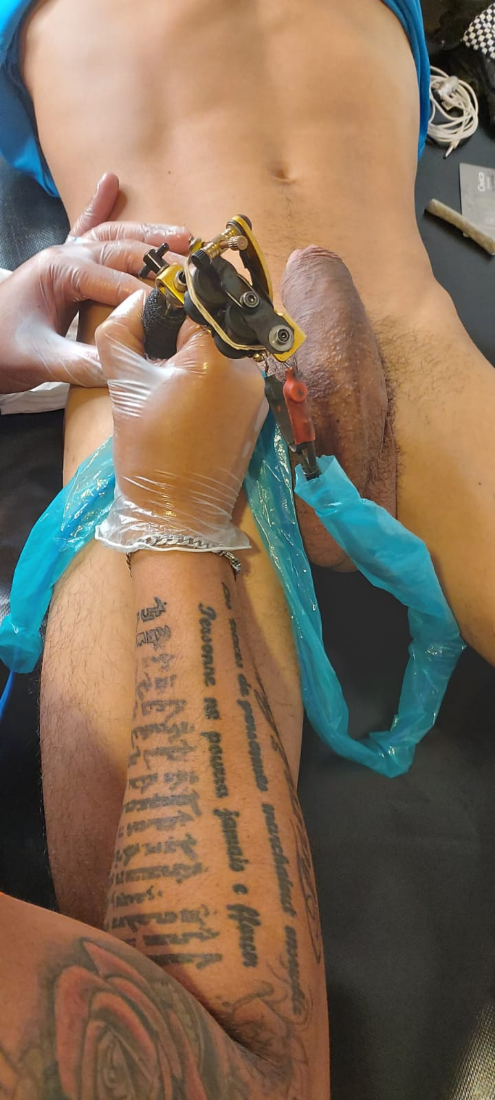 tatuador verga