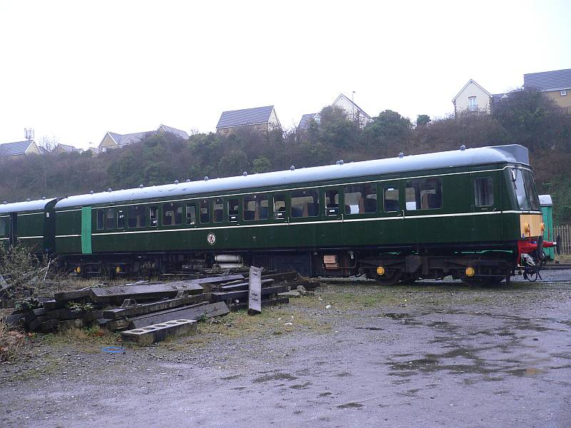 Wreck of the week: Railway carriages for sale