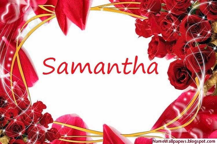 Satish Name 3d Wallpaper Download Samantha Name Wallpapers Samantha Name Wallpaper Urdu