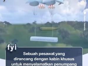 Duka SJ-182, Ridwan Kamil Unggah Simulasi Penyelamatan Penumpang Pesawat