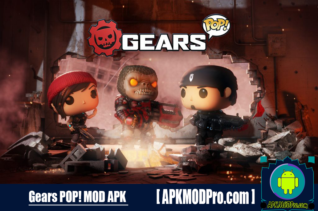 Gears POP! MOD APK 1.63 (MOD Unlimited Power) for Android