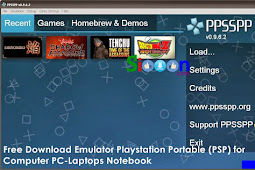 Free Download Emulator PSP for PC Laptops Windows Mac Linux