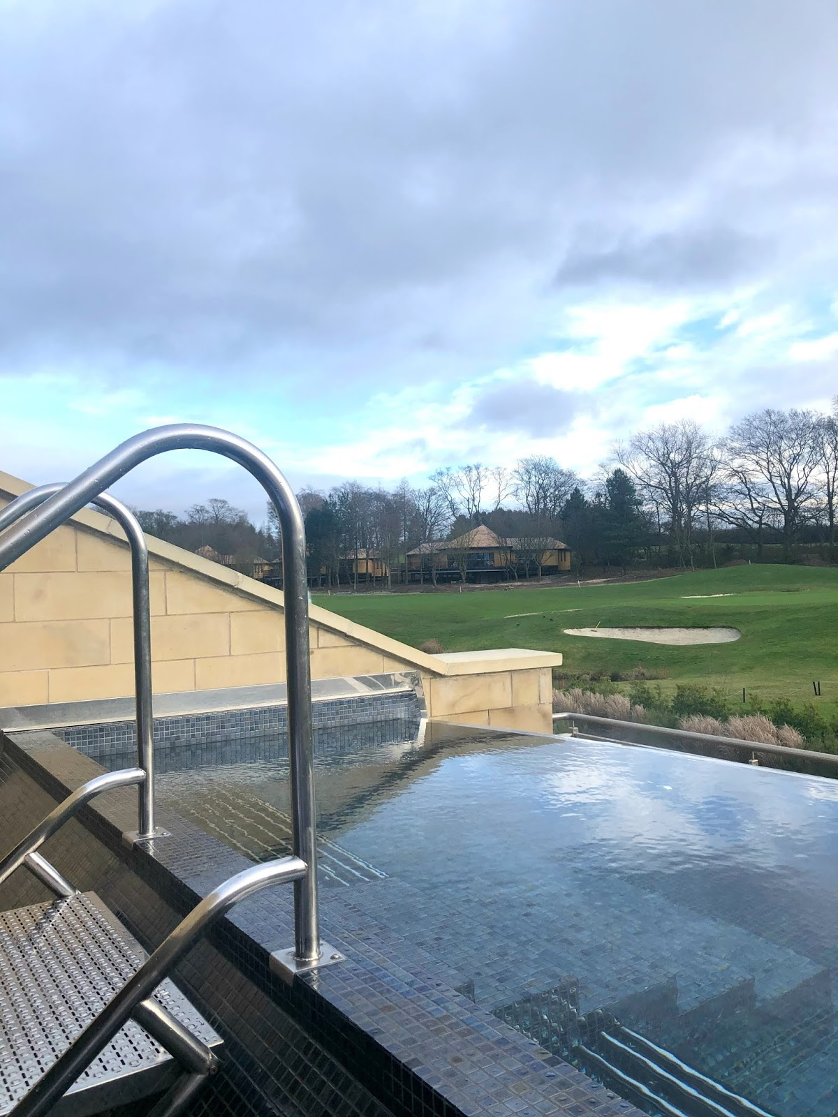 Ramside Hall and Spa - Infinity Pool
