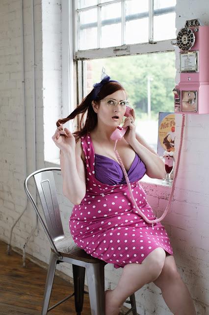 ModBettie, pinup photography, pinup shoot, Bettie Page, Modern Bettie,