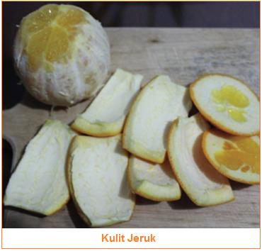 Kandungan dan Manfaat Kulit Jeruk - Bahan Pangan Hasil Samping Buah Jeruk