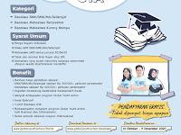 Info Beasiswa GYA Global Youth Action untuk SMA dan Mahasiswa