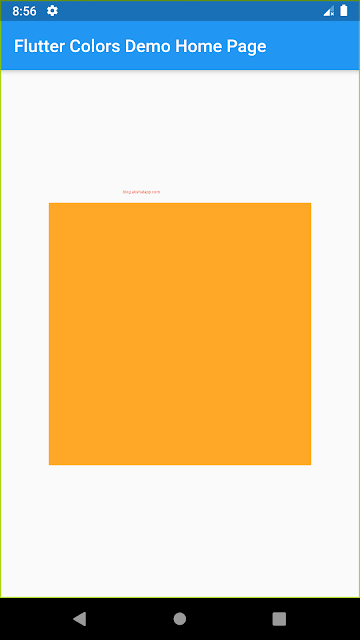 Color Constructor Output