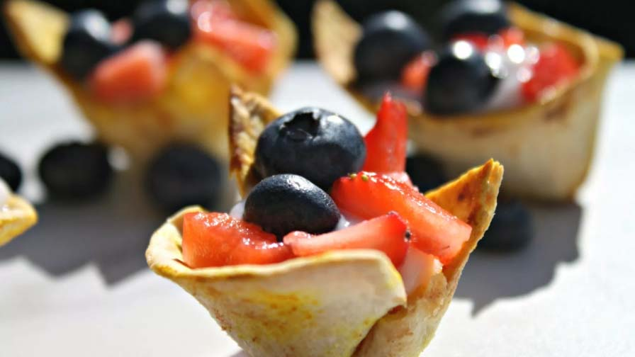 Desserts Low-Cal