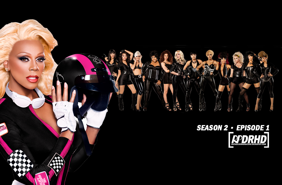 Watch Online, RuPaul's Drag Race, Season 2, Episode 1, Gone with the Window (Download HD 1080p)