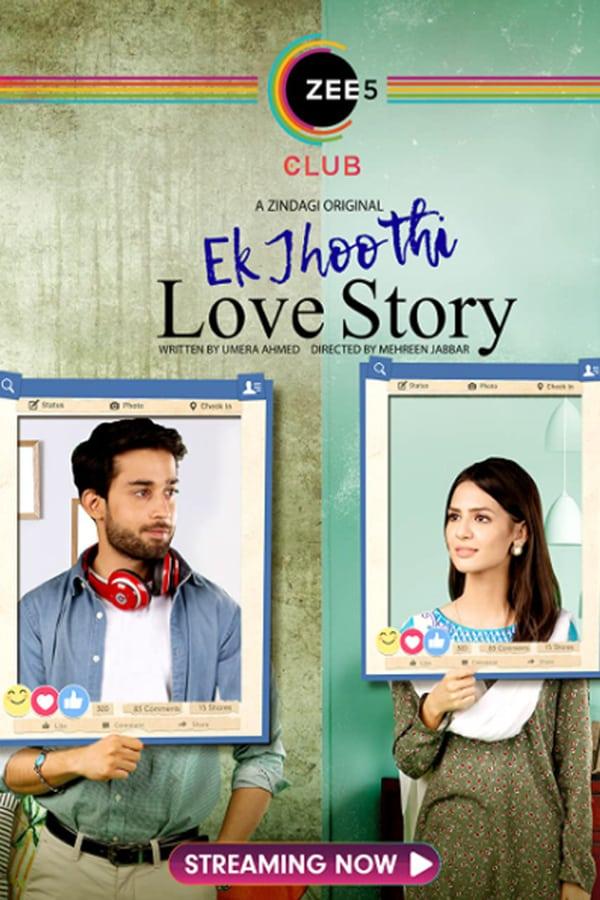 Ek Jhoothi Love Story S01 Complete