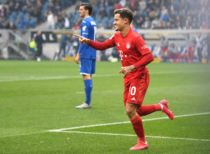 'He can make difference' - Former star Rafinha says Bayern should keep Coutinho