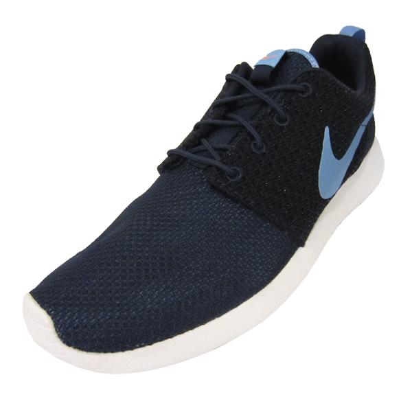reputable site 352c7 1990b Nike Roshe Run. Midnight Navy, University Blue, Total Orange, White.  511881-448