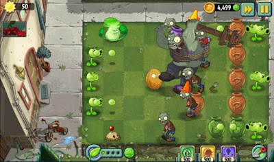 Plants Vs Zombies 2 Update v7.0.1 Mod Apk Unlimited Money/Sun