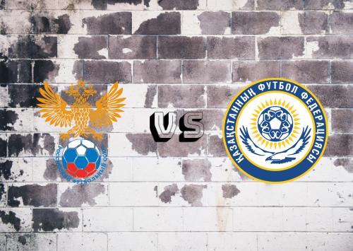 Rusia vs Kazajistán  Resumen