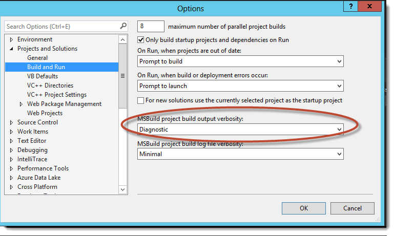 David Klein's Corner: Fix - Error in lc exe when Compiling Solution