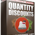 Product list quantity discount module on product page