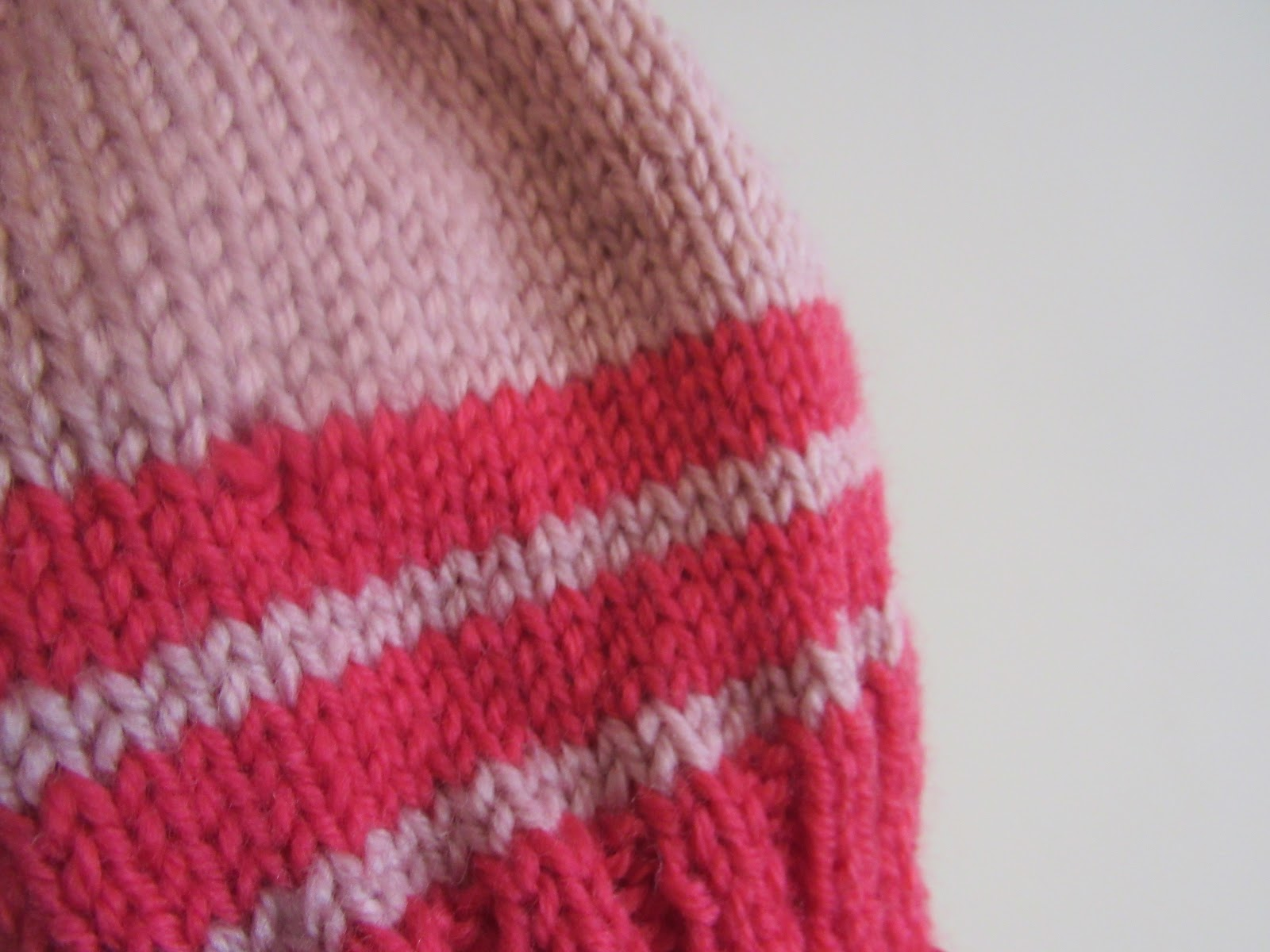 Blooming Fiction, Toddler Bobble Hat With LGC