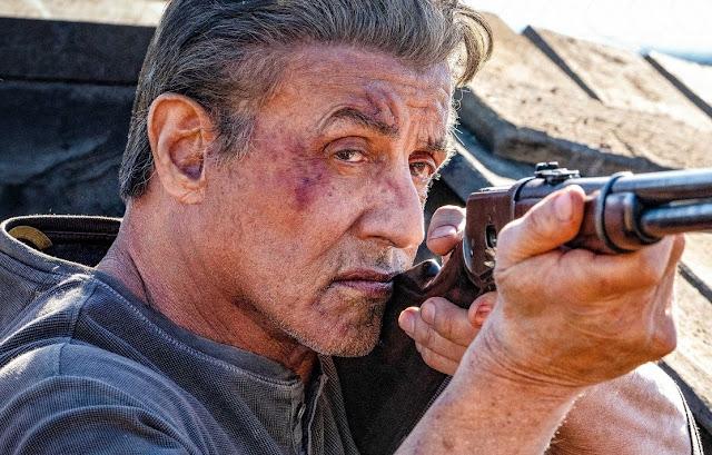 """Sylvester Stallone enfrenta um cartel de drogas no trailer de """"Rambo 5"""""""