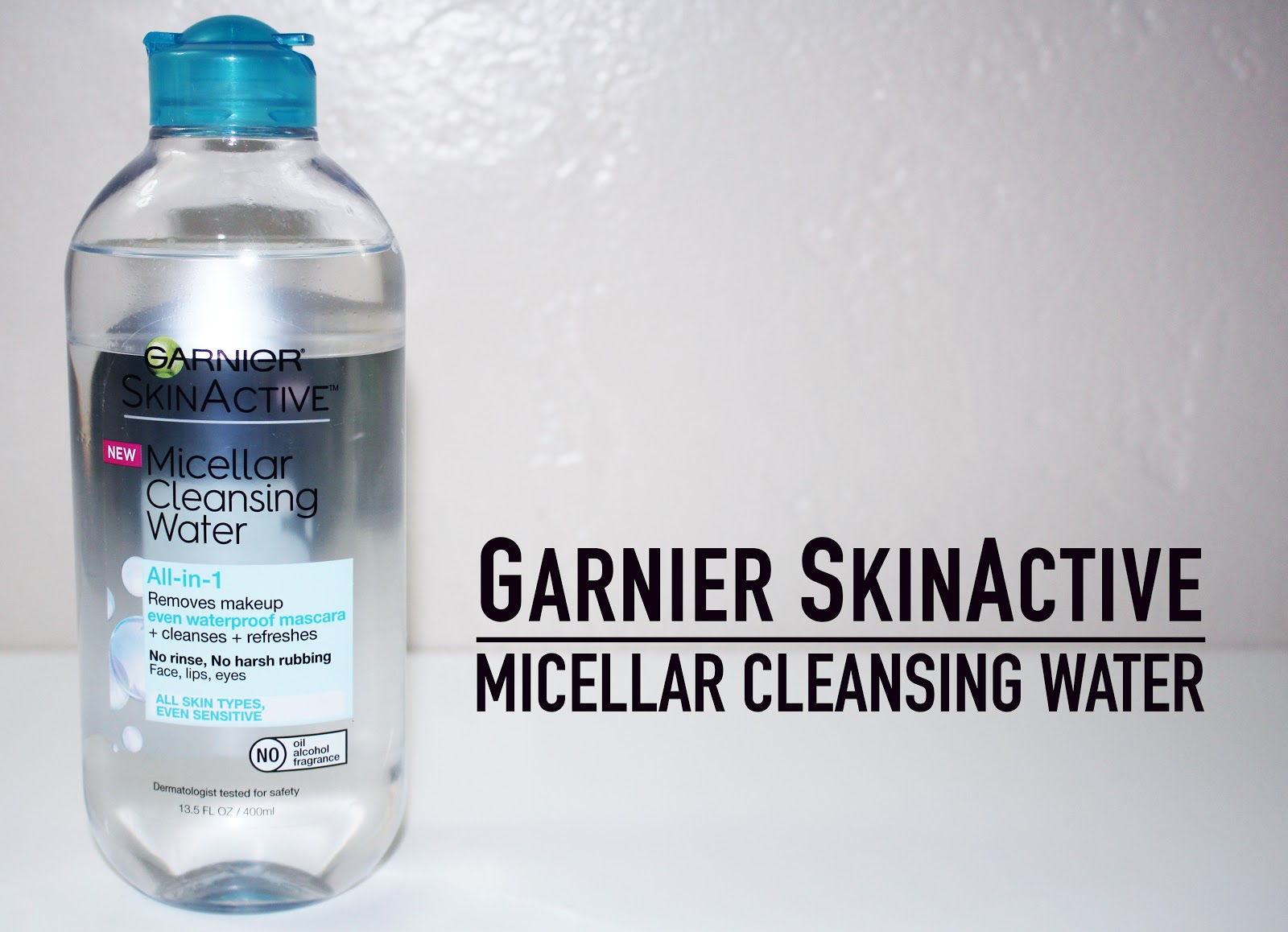 SkinActive Micellar Cleansing Water All-in-1 Mattifying by garnier #20