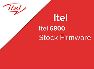 ITEL 6800 FIRMWARE FLASH FILE .PAC