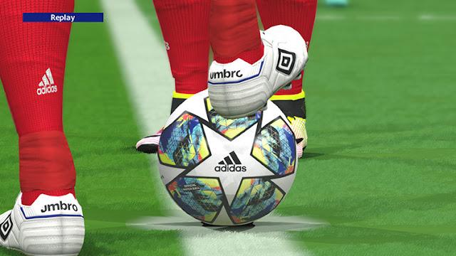 Update PES 2016 Next Season Patch 2020
