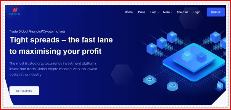 [Мошеннический сайт] bitex-trade.com – Отзывы, развод? Компания Bitex-Trade мошенники!