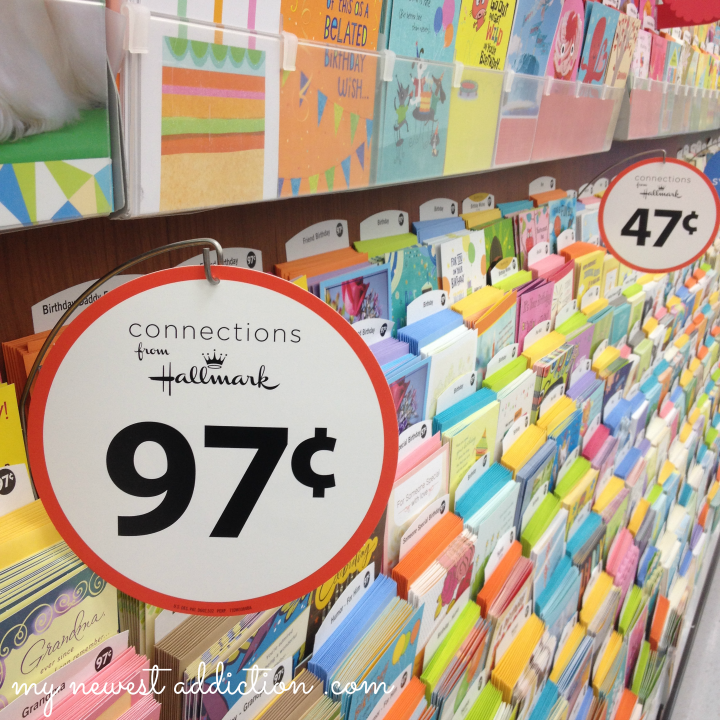 Walmart Connections from Hallmark Value Cards 97 47
