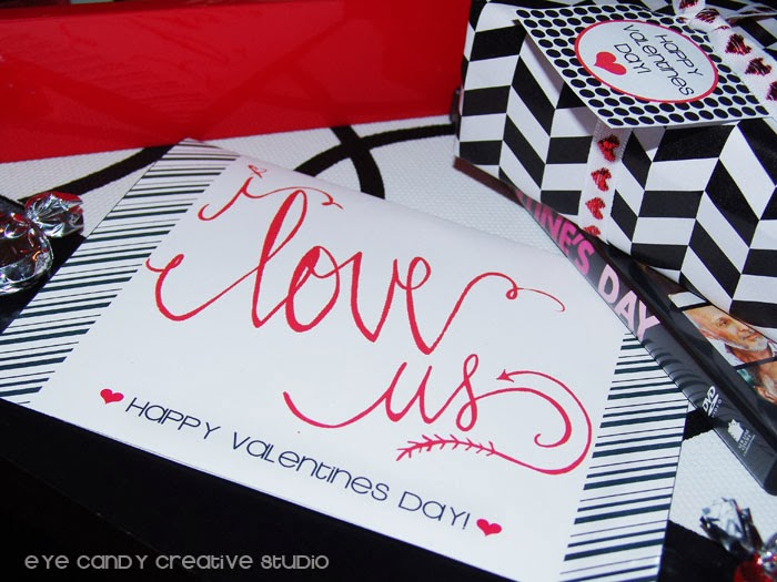 I love us FREE card, FREE Valentines printables, valentines day ideas
