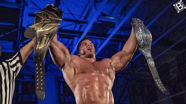 Detalhes sobre a situação de Brian Cage na IMPACT Wrestling