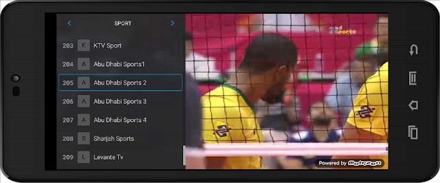 تحميل تطبيق Black TV apk لمشاهدة جميع قنوات العالم مباشرة على اجهزة الأندرويد مع كود لتفعيل التطبيق