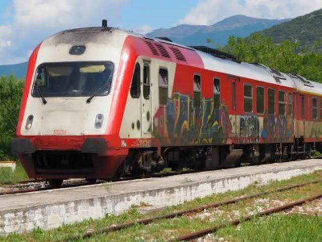 Στον ΟΣΕ για τη σιδηροδρομική γραμμή Άργος – Καλαμάτα σήμερα ο Π. Νίκας