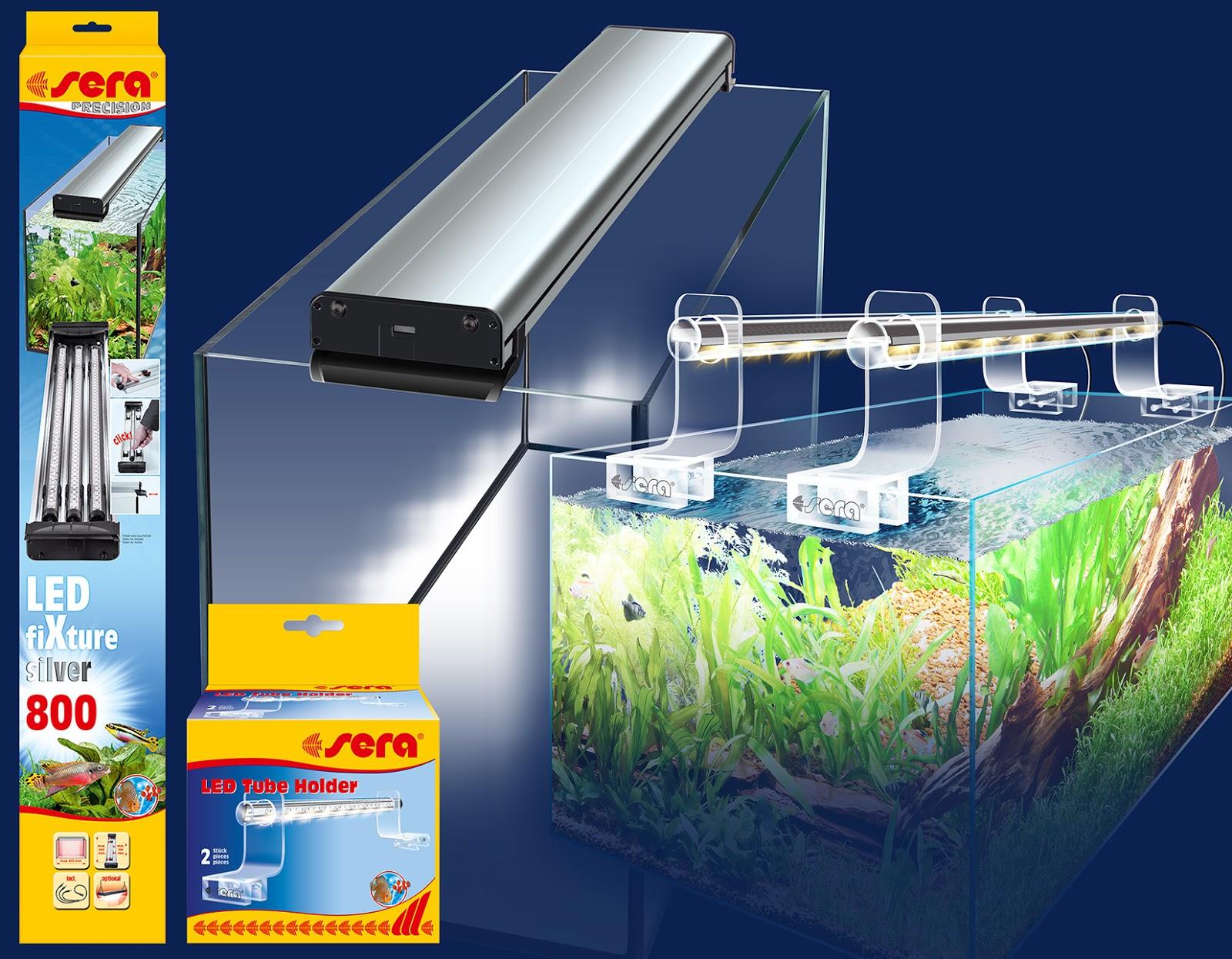 Aquamag sera pr sente sa gamme de supports pour for Aquarium ouvert