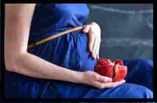 pomegranate for pregnant women