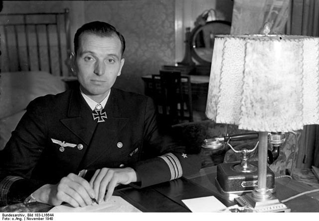 U-boat Captain Otto Kretschmer worldwartwo.filminspector.com
